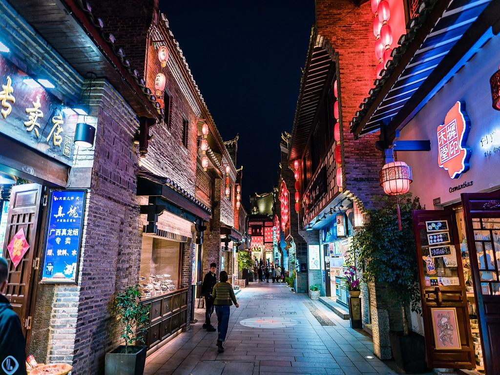Dongxi Lane东西巷