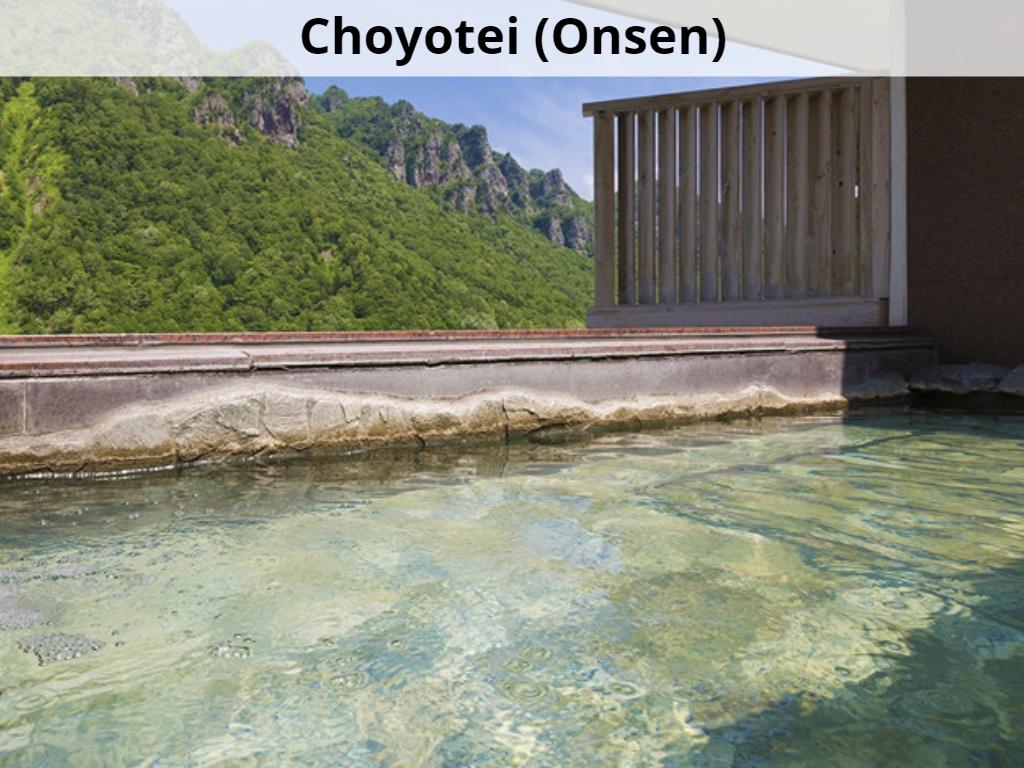 Choyotei Onsen