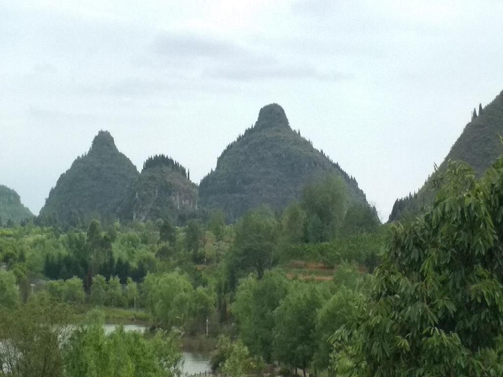 Mt Shuangru 双乳峰景区