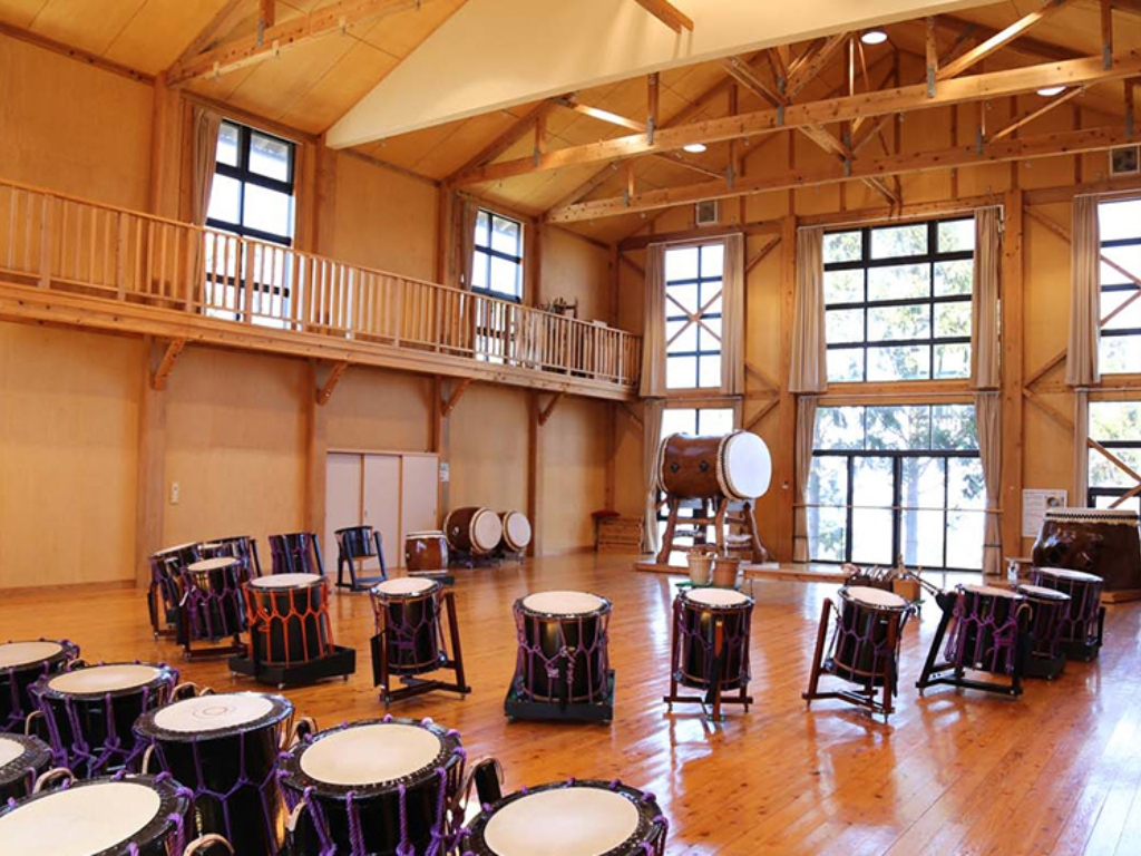 Taiko Drum Experience / 太鼓体验