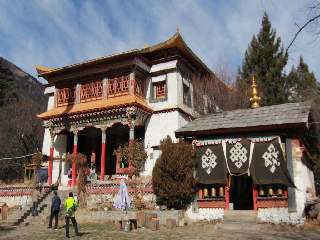 Cuozong Temple措宗寺