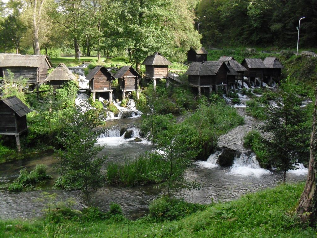 Day 03-14  Watermills, Jajce (水磨坊,亚伊采)