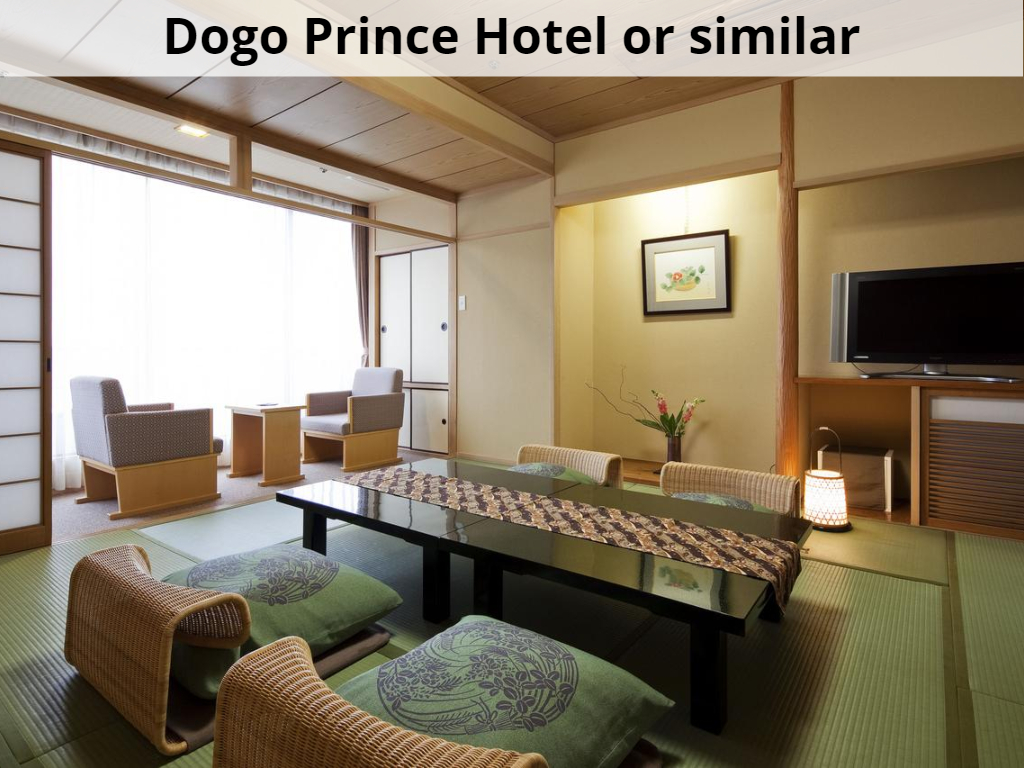 Dogo Prince Hotel or similar (Room)
