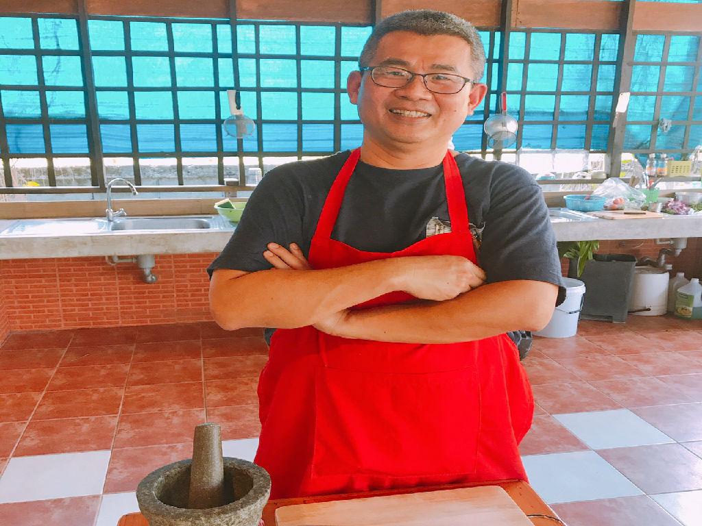 Chef Sam (飞牛牧场 - 主厨照片)