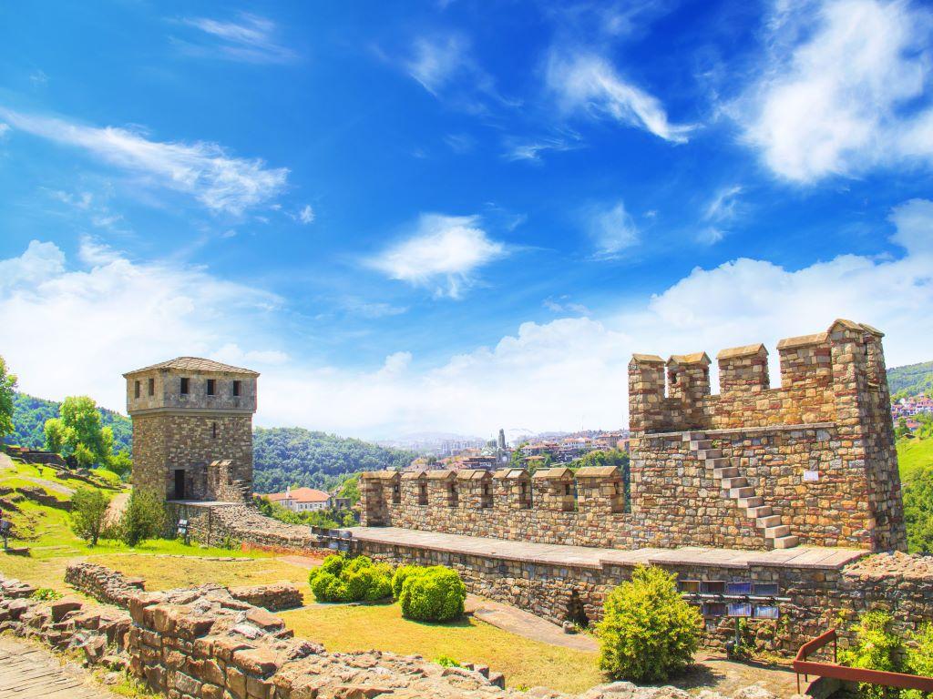 Day 04-08  Tsarevets Fortress, Veliko Tarnovo (沙皇城堡,维利科塔诺沃)