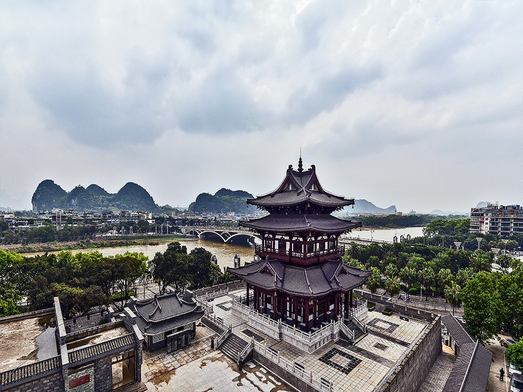Xiaoyao Tower逍遥楼