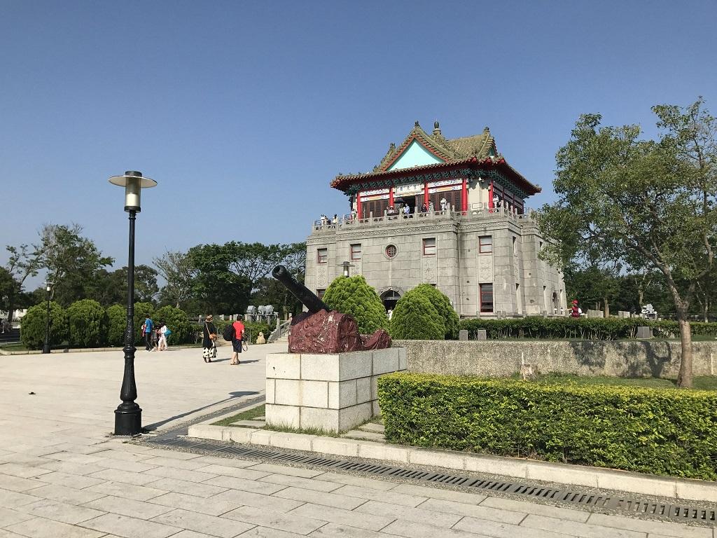 Juguang Tower莒光楼