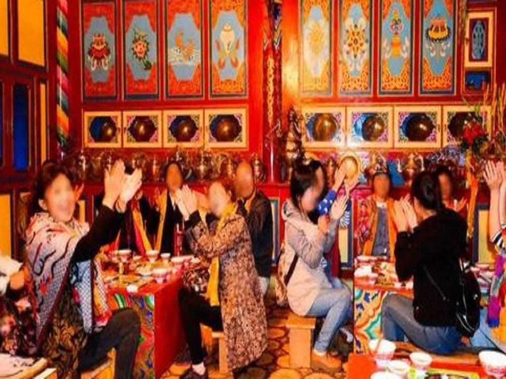 Visit Tibetan Home家访