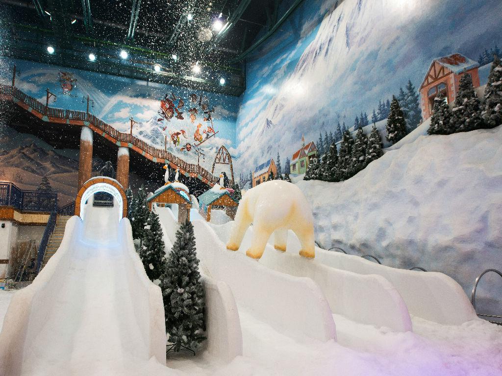 One Mouth Snow Park (冰雪乐园)