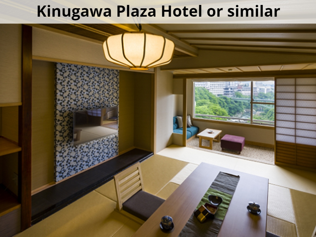Kinugawa Plaza Hotel or similar (room)