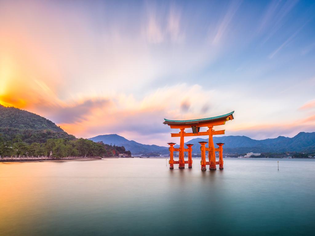 Miyajima Itsukushima Shrine / 严岛神社