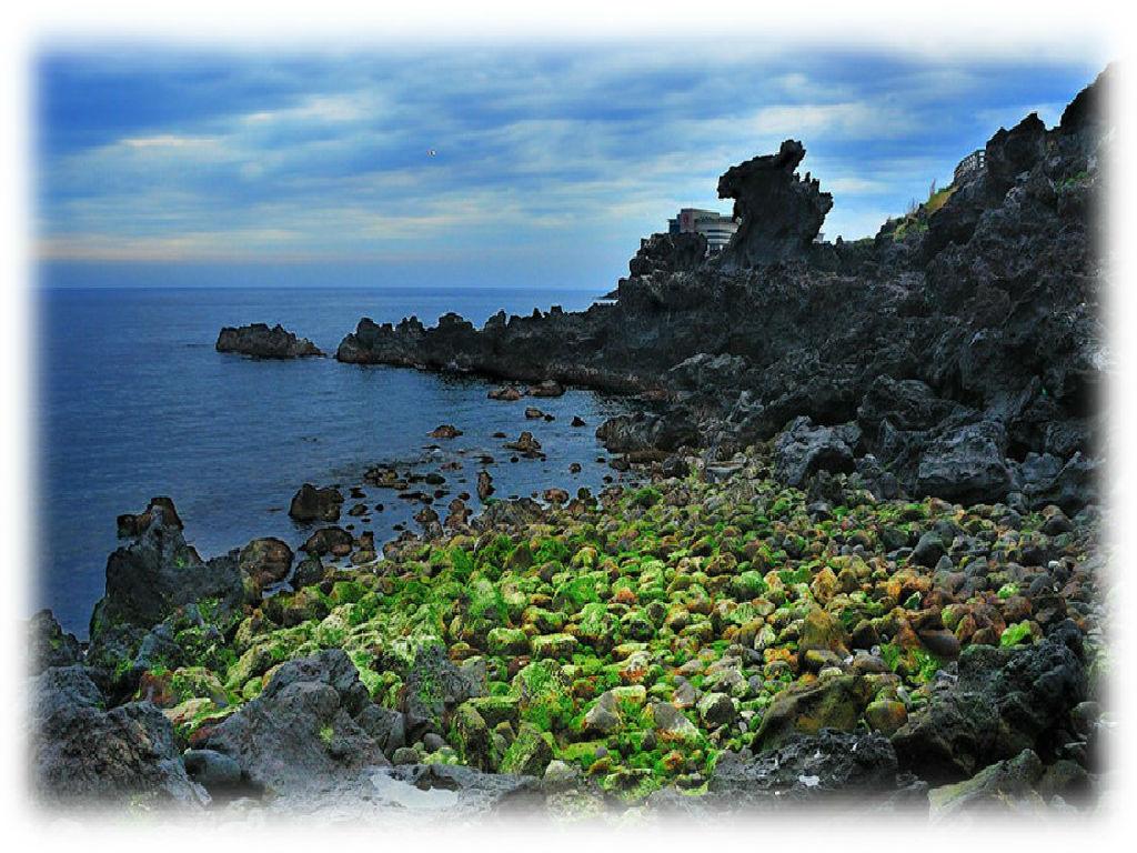 Yongduam Rock (龙头岩)