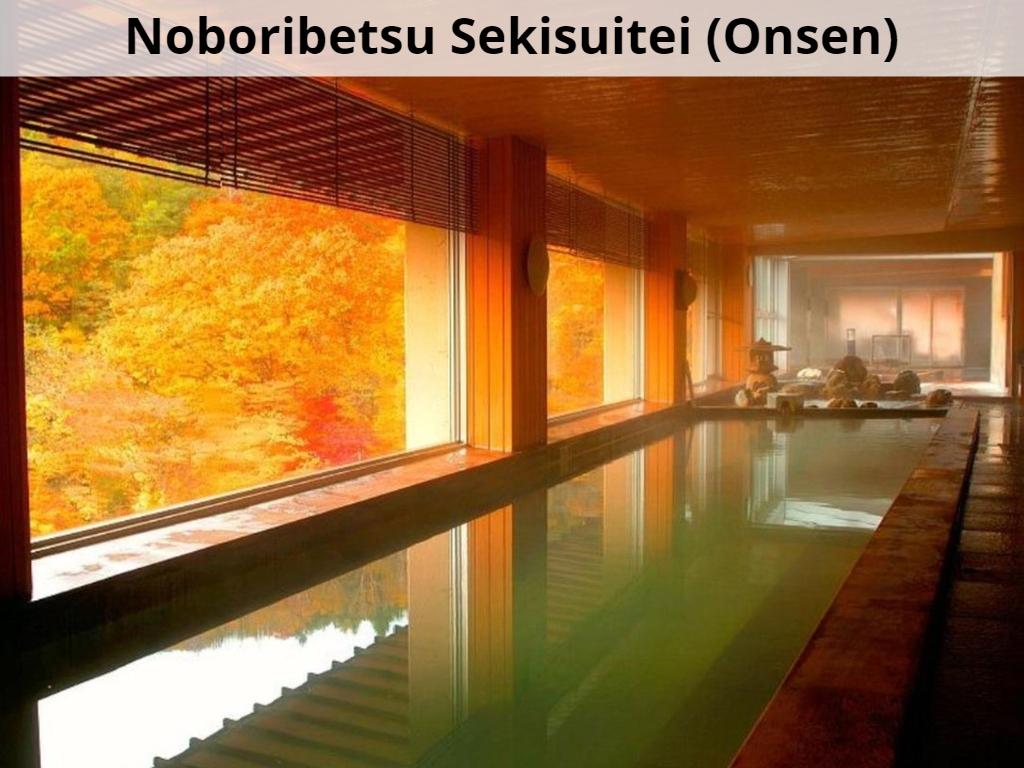 Noboribetsu Sekisuitei (Onsen)
