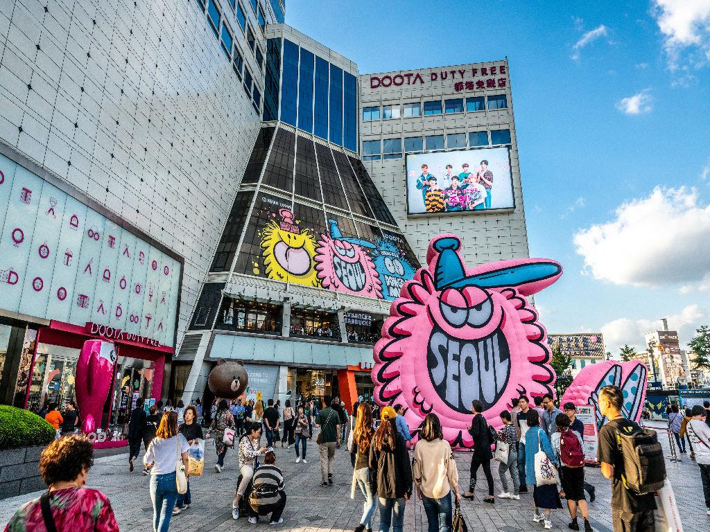Dongdaemum Market (东大门)
