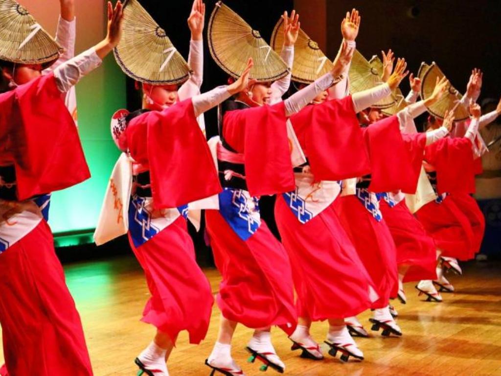 Awa Odori Theatre / 阿波舞表演剧场