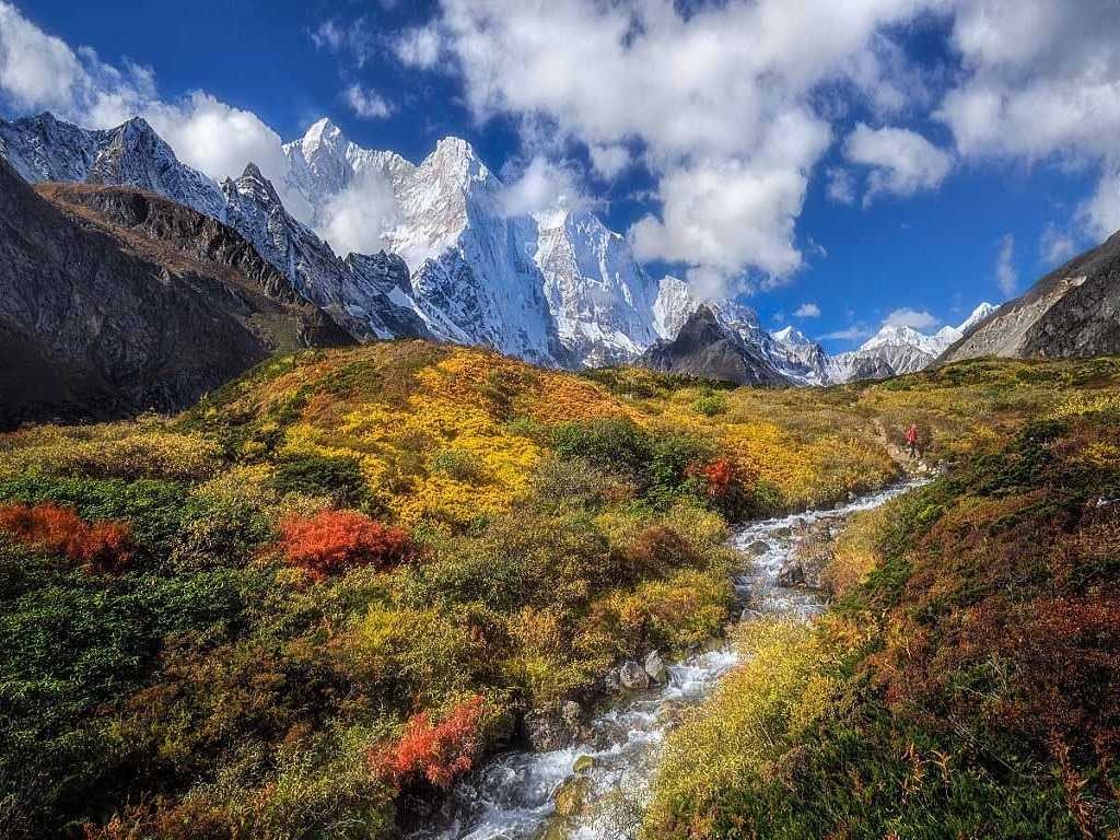 Namcha Barwa南迦巴瓦峰