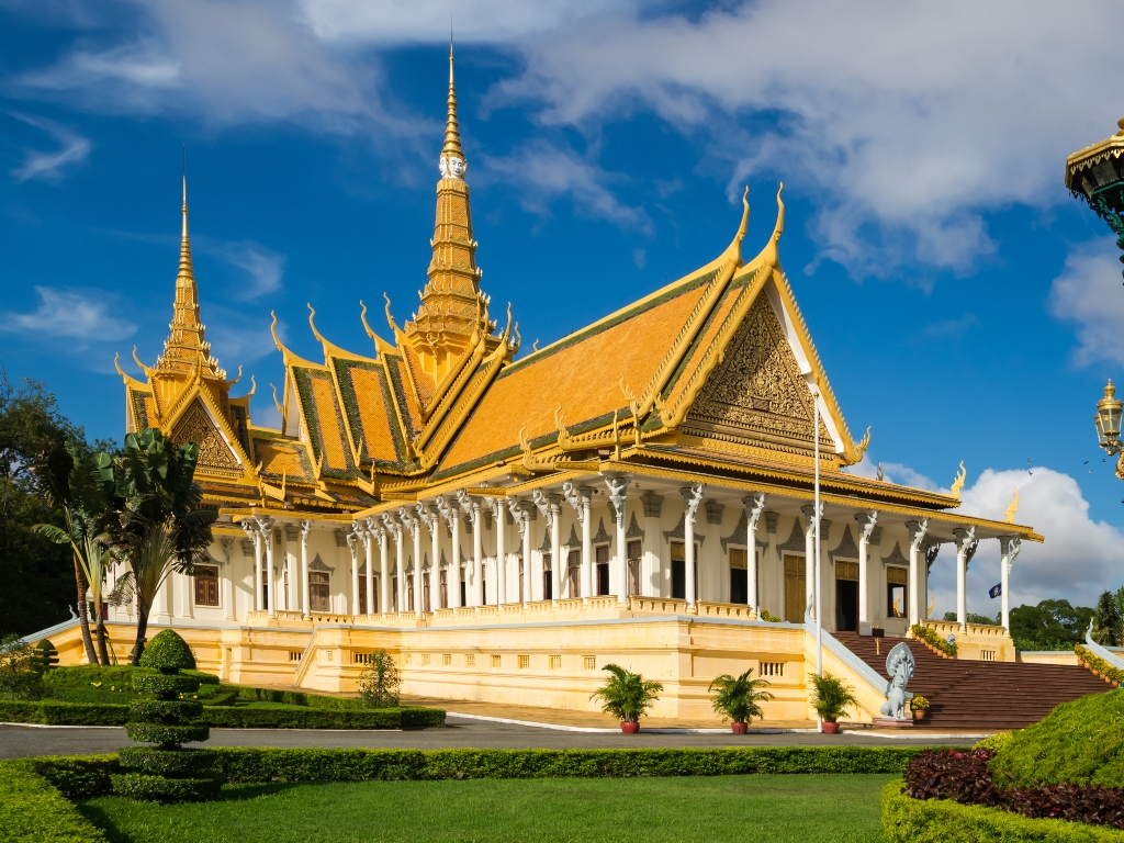 3D2N Cambodia Phnom Penh Private Tour