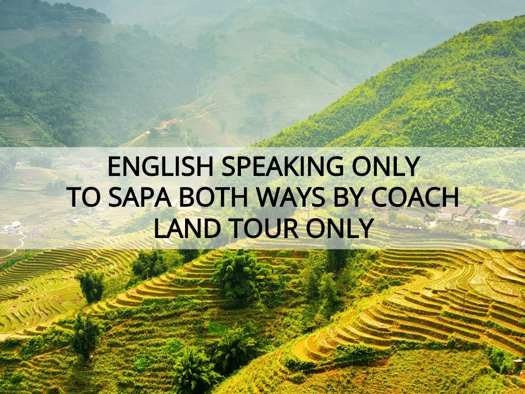 6D Hanoi, Halong Bay & Sapa by Coach