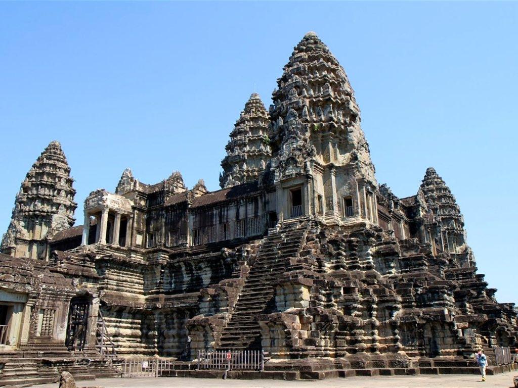 4D Cambodia Angkor Wat Discovery