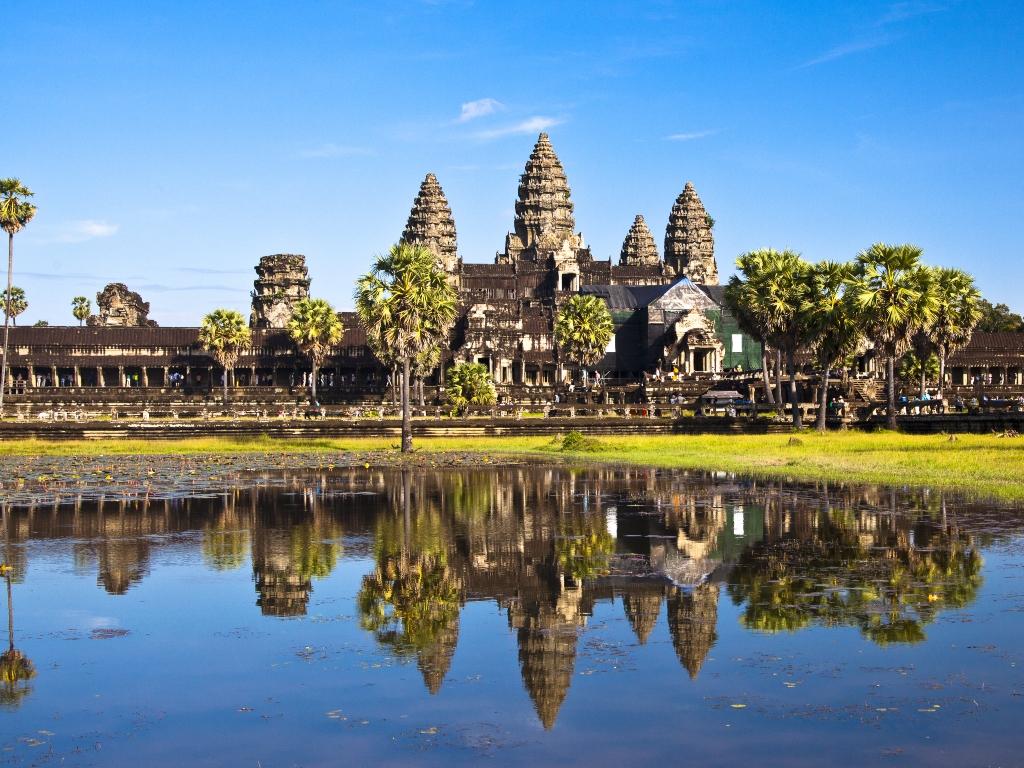 3D2N Cambodia Siem Reap Private Tour