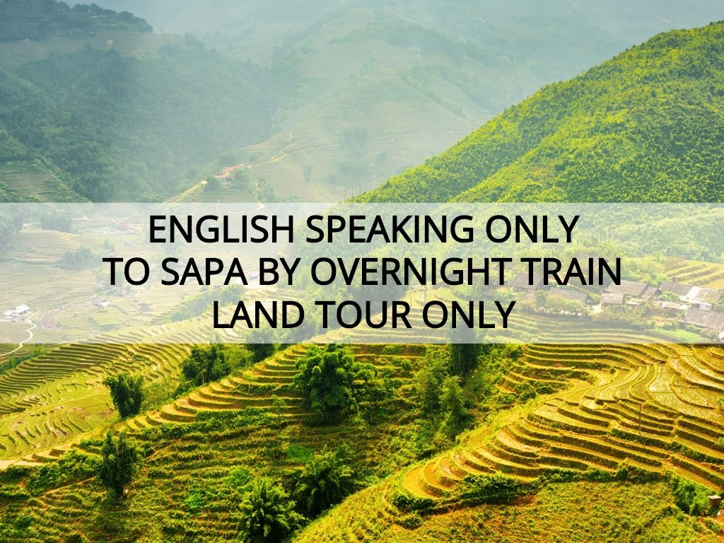 6D Hanoi, Halong Bay & Sapa by Overnight Train