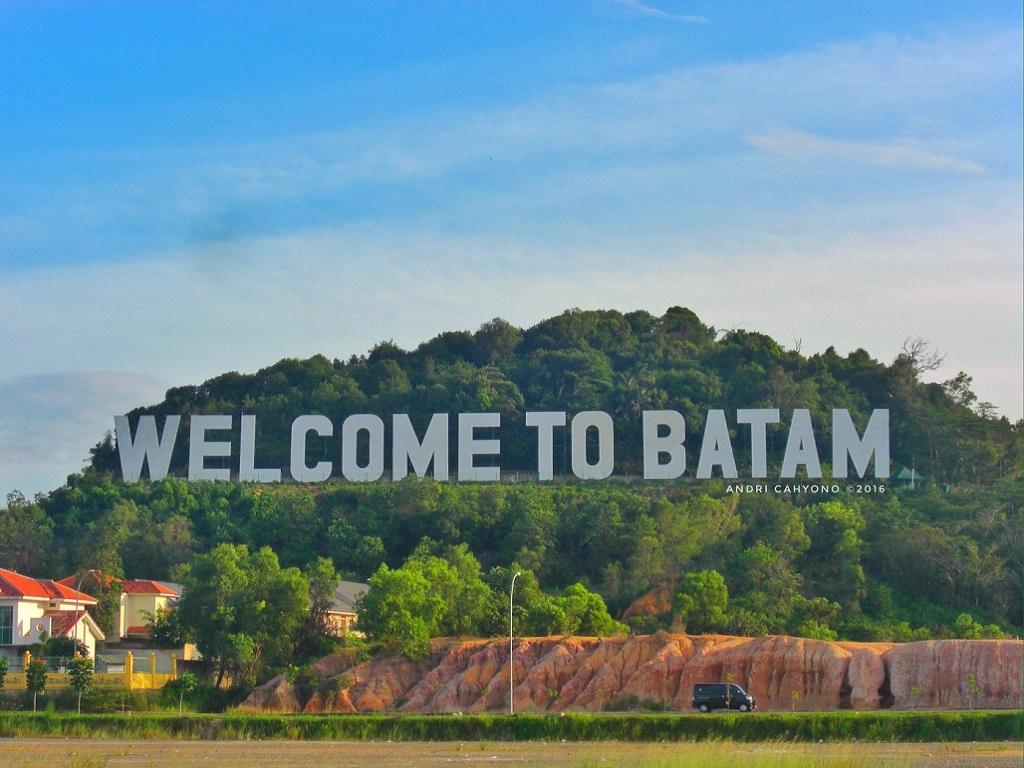 1D BATAM SHOPPING TOUR