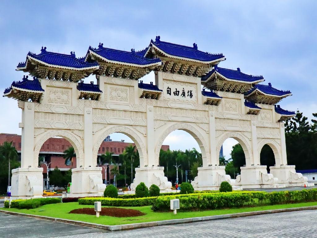 7D TAIWAN - SURROUND ISLAND (TWCH7)