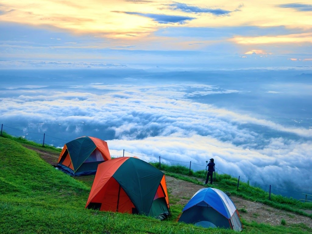 5D4N BANGKOK KHAO KHO - SEA OF CLOUDS