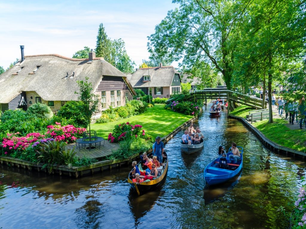 9D6N HOLLAND, BELGIUM & FRANCE