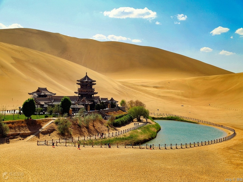 9D7N CLASSIC JOURNEY OF SILK ROAD   (GV16)