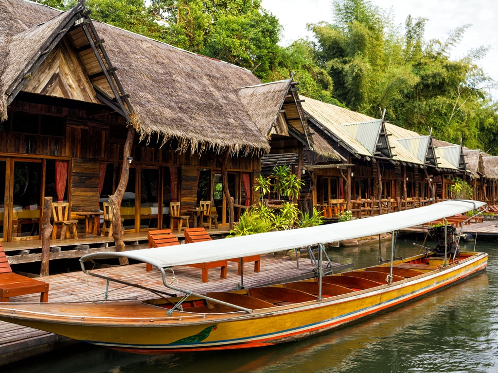 5D4N BANGKOK RIVER KWAI @ FLOATING HOUSE EXPERIENCE